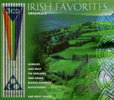 Various - Irish Favourites-Original