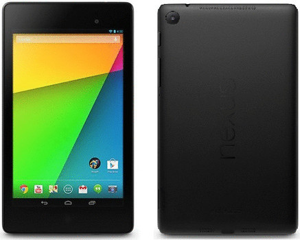 "Asus Google Nexus 7 (2013) 7"" 16GB [wifi] zwart"