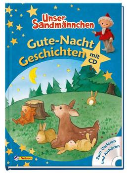 Unser Sandmännchen: Gute-Nacht-Geschichten mit CD. Zum Vorlesen und Anhören! [Gebundene Ausgabe]