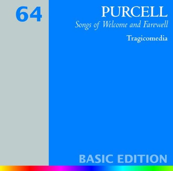 Tragicomedia - Songs of Wellcome & Farewel