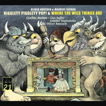 Cynthia Buchan - Higglety Pigglety Pop! / Where The Wild Things Are