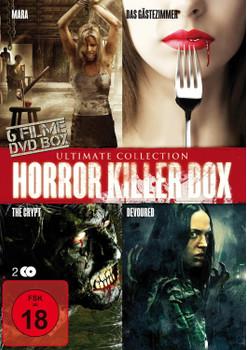 Horror Killer Box [2 Discs]