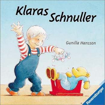 Klaras Schnuller - Gunilla Hansson