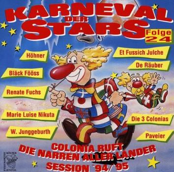 Various - Karneval der Stars 24