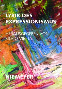 Lyrik des Expressionismus - Silvio Vietta