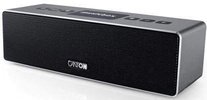 Canton musicbox XS titanio