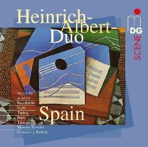 Heinrich-Albert-Duo - Spain