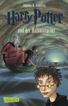 Harry Potter: Band 6 - Harry Potter und der Halbblutprinz - Joanne K. Rowling [Taschenbuch]
