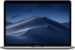 "Apple MacBook Pro met touch bar en touch ID 13.3"" (True Tone retina-display) 2.4 GHz Intel Core i5 8 GB RAM 256 GB SSD [Mid 2019, QWERTY-toetsenbord] spacegrijs"