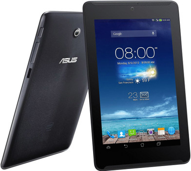 "Asus Fonepad 7 ME372CG 7"" 8GB eMMC [wifi + 3G] grijs"