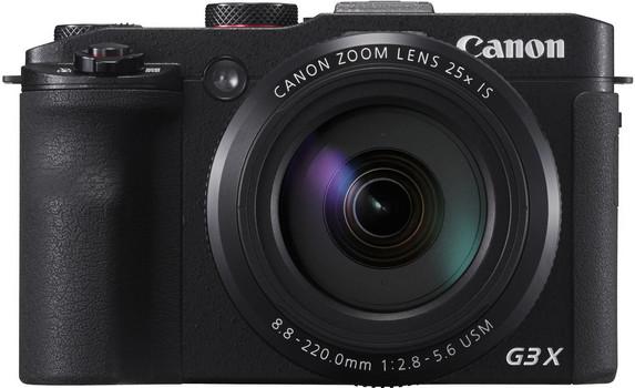 Canon PowerShot G3 X negro