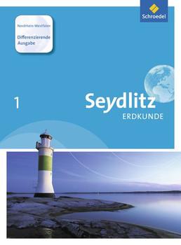 Seydlitz Erdkunde / Seydlitz Erdkunde - Differenzierende Ausgabe 2015. Differenzierende Ausgabe 2015 / Schülerband 1 - Ralf Lübbe  [Gebundene Ausgabe]