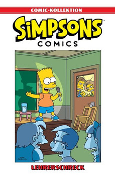Simpsons Comic-Kollektion. Bd. 15: Back to School - Matt Groening  [Gebundene Ausgabe]
