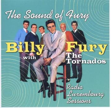 Billy Fury - The Sound of Fury-Radio Luxenb
