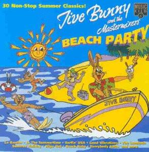 Jive Bunny & the Mastermixers - Beach Party