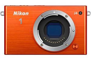 Nikon 1 J4 Caméra System orange