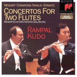 Jean-Pierre Rampal - Konzerte für 2 Flöten