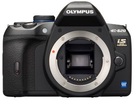 Olympus E-620 noir