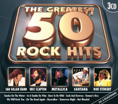 Various - The Greatest 50 Disco Hits