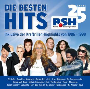 Various - R.SH - Die besten Hits aus 25 Jahren