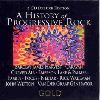 Various - A History of Progressive Rock
