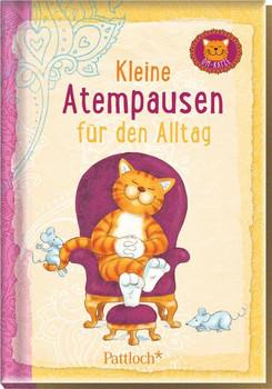 Om-Katze: Kleine Atempausen für den Alltag [Gebundene Ausgabe]