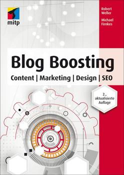 Blog Boosting (mitp Business): Content  Marketing  Design   SEO - Michael Firnkes