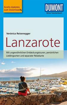 DuMont Reise-Taschenbuch Reiseführer Lanzarote. mit Online Updates als Gratis-Download - Verónica Reisenegger  [Taschenbuch]