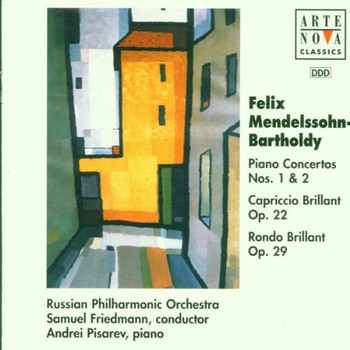 Friedmann - Mendelssohn: Piano Concerto 1 / 2
