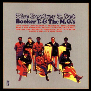 Booker T.& the Mg S - The Booker T.Set