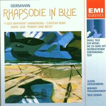 a. Weissenberg - Great Music - Small Talk - Gershwin