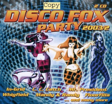 Various - Disco Fox Party 2003-2