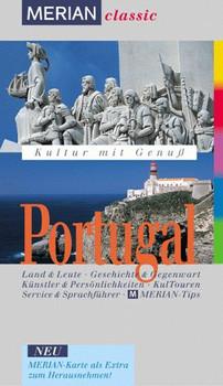 Merian classic, Portugal - Bettina Winterfeld