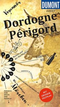 DuMont direkt Reiseführer Dordogne. Mit großem Faltplan - Alo Miller  [Taschenbuch]