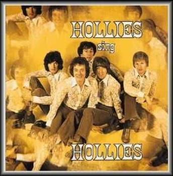 the Hollies - The Hollies Sing the Hollies