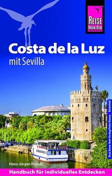 Reise Know-How Reiseführer Costa de la Luz - mit Sevilla - Hans-Jürgen Fründt  [Taschenbuch]
