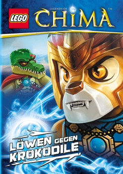 Lego Chima Doppelband Löwen Gegen Krokodile Wölfe Gegen Adler