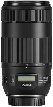 Canon EF 70-300 mm F4.0-5.6 IS USM II 67 mm Obiettivo (compatible con Canon EF) nero