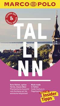 MARCO POLO Reiseführer: Tallinn - Reisen mit Insider-Tipps - Stefanie Bisping [Broschiert, inkl. Karte, 4. Auflage 2018]