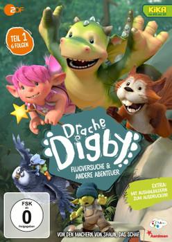 Drache Digby Vol.1 - Flugversuche & andere Abenteuer