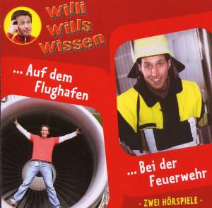 Willi Wills Wissen - (11) Feuerwehr/Flughafen