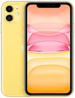 Apple iPhone 11 Dual SIM 128GB yellow