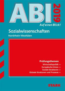 Abi - auf einen Blick! Sozialwissenschaften NRW 2019 [Taschenbuch]