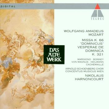 "Barbara Bonney - Missa KV 66 ""Dominicus"" / Vesperae de Dominica KV 321"