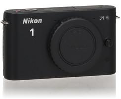 Nikon 1 J1 Cámara compacta Cuerpo negro