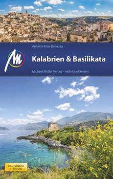 Kalabrien & Basilikata: Reiseführer mit vielen praktischen Tipps - Annette Krus-Bonazza [Taschenbuch, inkl. Karte]