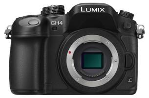 Panasonic Lumix DMC-GH4R body zwart