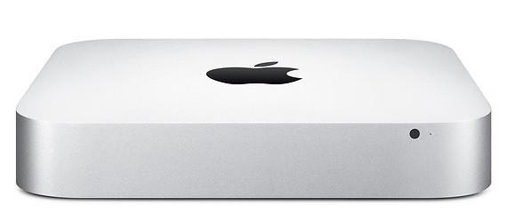 Apple Mac mini CTO 2.6 GHz Intel Core i5 8 GB RAM 128 GB SSD [Late 2014]