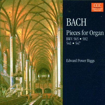Edward Power Biggs - Orgelwerke