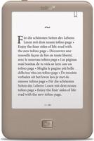 """Tolino Page 6"""" 4 Go [Wi-Fi] brun"""